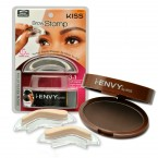 Kiss i.ENVY Brow Stamp