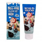 ELIZAVECCA Hell-Pore Clean Up Facial Wash Off Mask 3.38oz