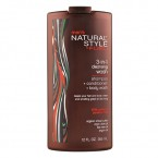 Natural Style by FUBU Men's 3-in-1 Cleansing Wash 12oz