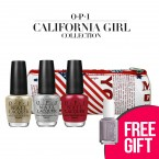 OPI California Girl Collection