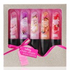 Holiday Bake Shoppe Dessert Collection 5Pcs Shimmery Lipgloss Set