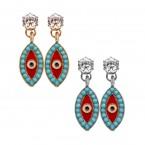 Mini Eye Stud Earrings