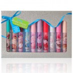 Holiday Bake Shoppe Dessert Collection 10Pcs Glittery Lipgloss Set
