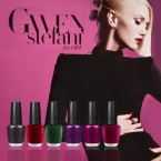 OPI Gwen Stefani Holiday Black Collection