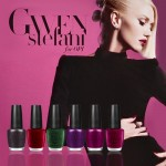 OPI Gwen Stefani Holiday Black Collection