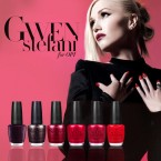 OPI Gwen Stefani Holiday Red Collection