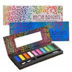 Profusion Neon Brights 10 Color Matte Eyeshadows