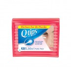 Q-tips 30 Cotton Swabs