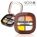 Nicka K New York Quad Eyeshadow