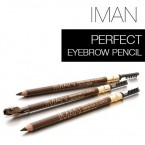 IMAN Perfect Eyebrow Pencil - Brown