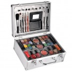 CAMEO COSMETICS Makeup Front Side See-through Beauty Case