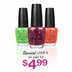 OPI Nail Lacquer Special