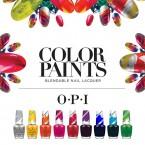 OPI Color Paints Blendable Nail Lacquer