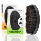 Response Magic Wave Curved Palm Brush