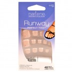 Nailene Runway Perfect Toes 48 Nails in 24 Sizes