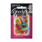 Goody Ouchless No Metal Elastics 160Pcs