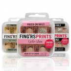 Fingrs Prints Press-On Nails
