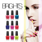 OPI Brights Summer 2015 Collection