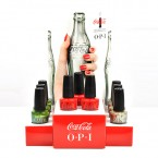 OPI 100 Years of the Coca-Cola Bottle Limited Edition Nail Lacquer 9Pcs Display Set