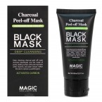 Magic Collection Charcoal Peel-off Mask Black Mask Deep Cleansing