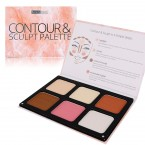 Beauty Treats Contour & Sculpt Palette