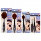 1 The 4 Cosmetics Foundation Oval Brush Blending & Contouring