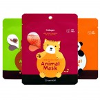 BERRISOM Animal Mask Series Facial Mask Pack
