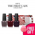 OPI The First Lady Collection