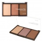 Nicka K New York Complexion Trio Eye Shadow