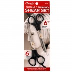 Annie Cutting&Thinning Shear Set 6 1/2