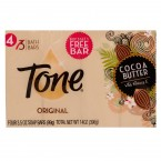 DIAL Tone Original Cocoa Butter with Vitamin B Soap Bar