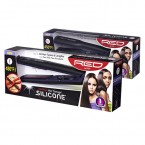 Red by Kiss Silicone Styler Flat Iron