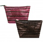 Modella Glitter Purse Kit Cosmetic Bag