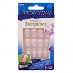 Broadway Fast French Deceptions Nail Kit Short Length