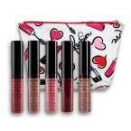 NYX Xtreme Shine Lip Cream 5Pcs Set