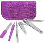 Trim Her Personal 5Pcs Set Plus Grooming Zip Pouch
