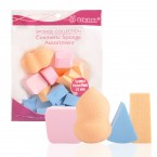 Gabriella Cosmetic Sponge Assortment 20Pcs