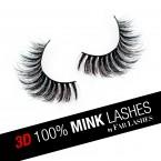 FAB LASHES 3D 100% Mink Eyelashes