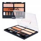 Beauty Treats Essentials Sculpt & Eye Palette Concealer Creams & Eyeshadows