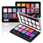 SANTEE Professional Makeup Collection 10 Colors Eyeshadow