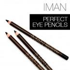IMAN Perfect Eye Pencil Jet Black
