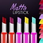 SANTEE Wet & Wild Matte Lipstick