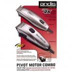 Andis Pivot Motor Combo (Pivot Pro Trimmer & Speedmaster)