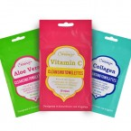 Cherimoya Oil & Dirt & Makeup Cleansing Towelettes 30 Wipes