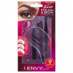 Kiss i-ENVY Eyelash & Brow Complete Kit