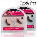 Profusion Eyelashes with Glue By Make-up Artist Collection
