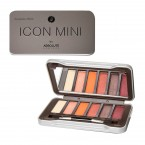 ABSOLUTE NEW YORK Icon Mini Eyeshadow Palette