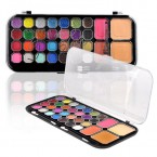 SANTEE Eyeshadow & Blush Makeup Kit Palette