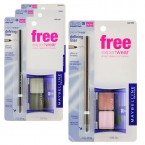MAYBELLINE Free ExpertWear Crease-Proof Shadow and Defining Liner