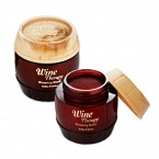 HOLIKA HOLIKA Wine Therapy Sleeping Mask-Red Wine Wrinkle Care 4oz